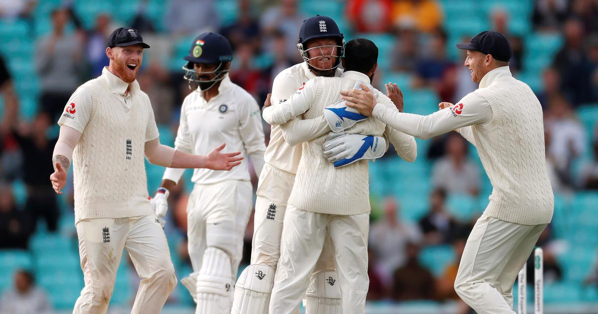 England win 5th Test by 118 runs despite Rahul, Pant's brilliant centuries