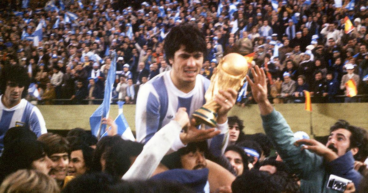 Image result for argentina world cup win 1978