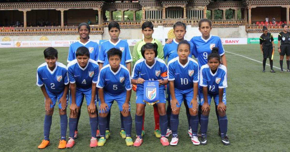 SAFF U-15 Women's Championship football: India thrash Sri Lanka 12-0 to kick-start campaign