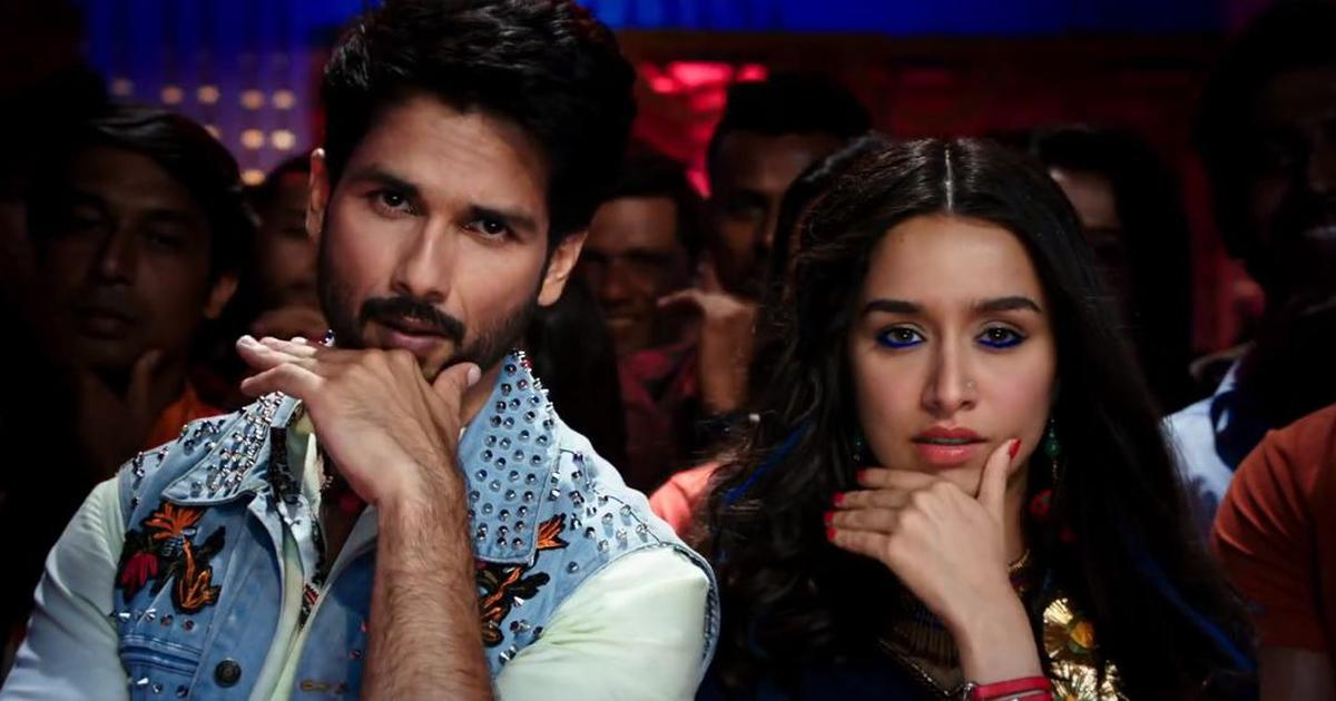 Watch: Shahid Kapoor and Shraddha Kapoor dance 'Hard Hard' in new song from 'Batti Gul Meter Chalu'