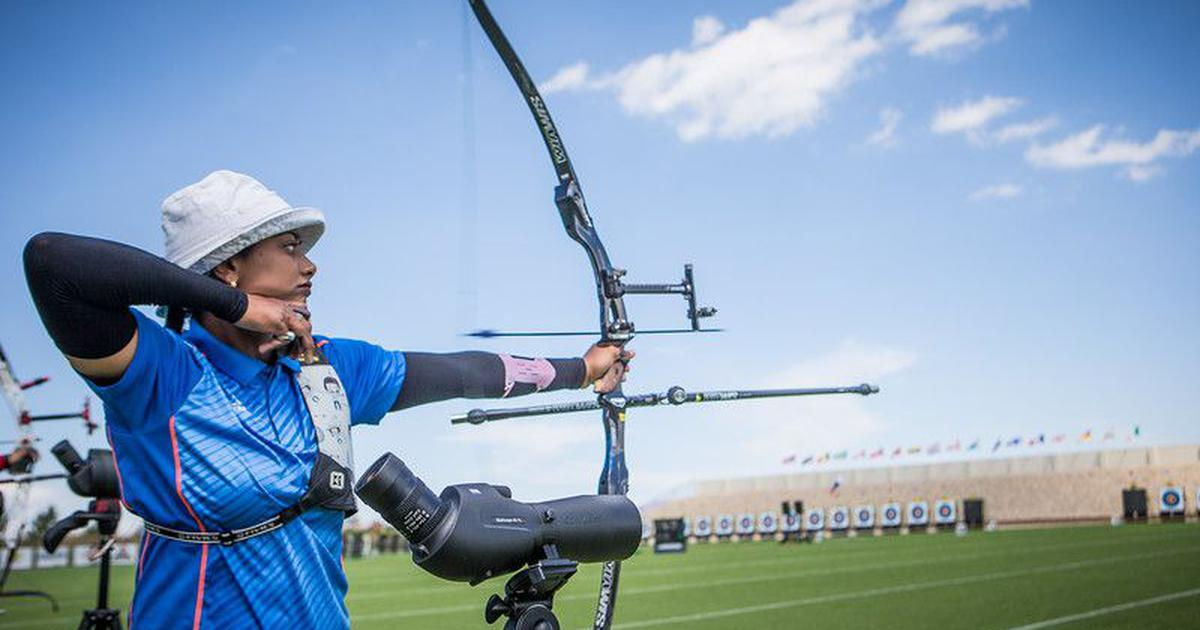 Archery: Atanu Das-Deepika Kumari enter mixed pair final, assure World Cup medal for India