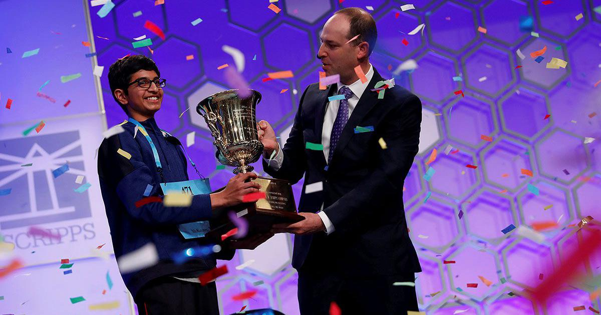 A documentary tells us why Indian Americans win Spelling Bee contests