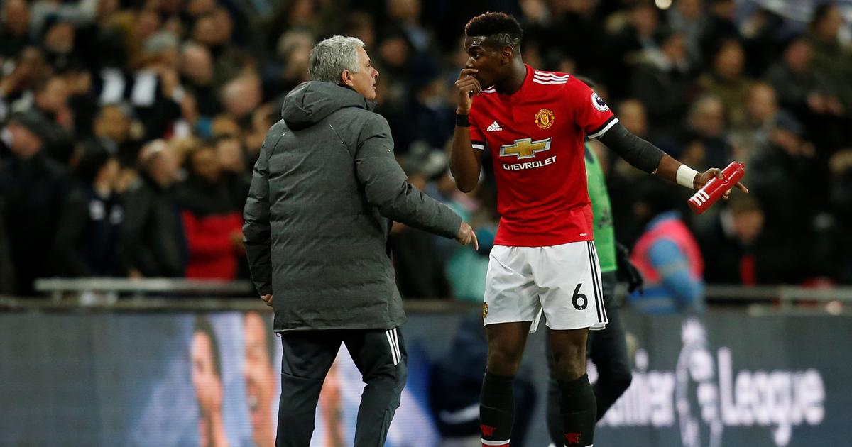 69eb73f3b Paul Pogba vs Jose Mourinho takes spotlight as Manchester United face West  Ham