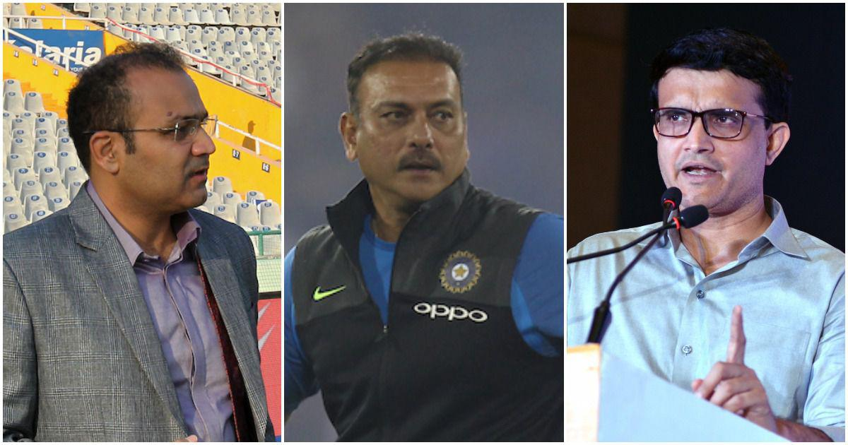 The daggers are out: Ganguly, Sehwag hit out at Shastri after India's series defeat in England