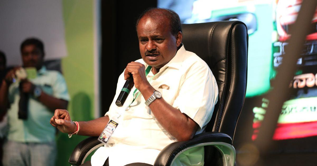 Karnataka CM Kumaraswamy unanimously wins vote of confidence after BJP walks out of Assembly