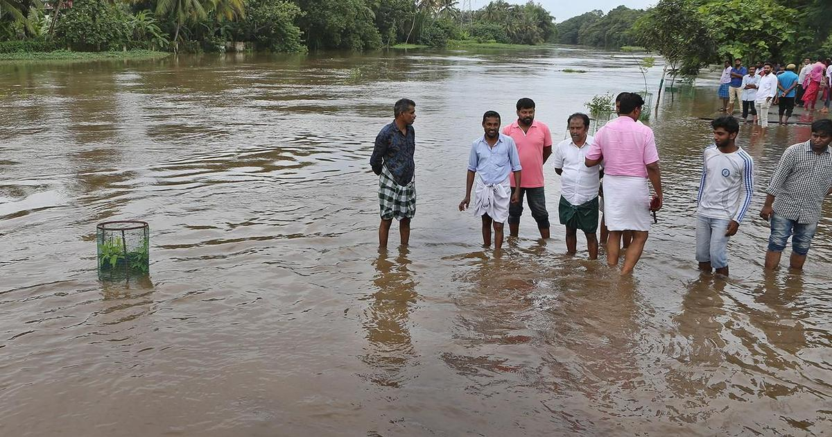 The big news: Toll in Kerala's floods goes up to 37, and nine other top stories