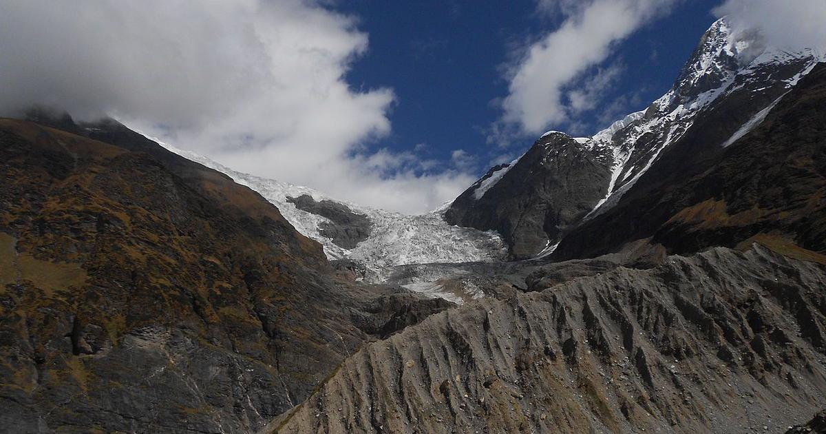 Tracking climate change: Scientists confirm massive retreat of Pindari glacier in the Himalayas
