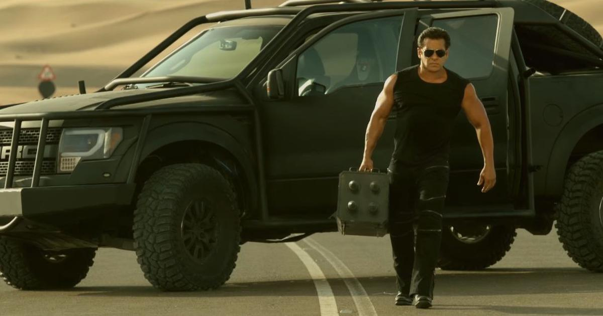 'Race 3' trailer: Salman Khan has big muscles and bigger guns in this Eid release