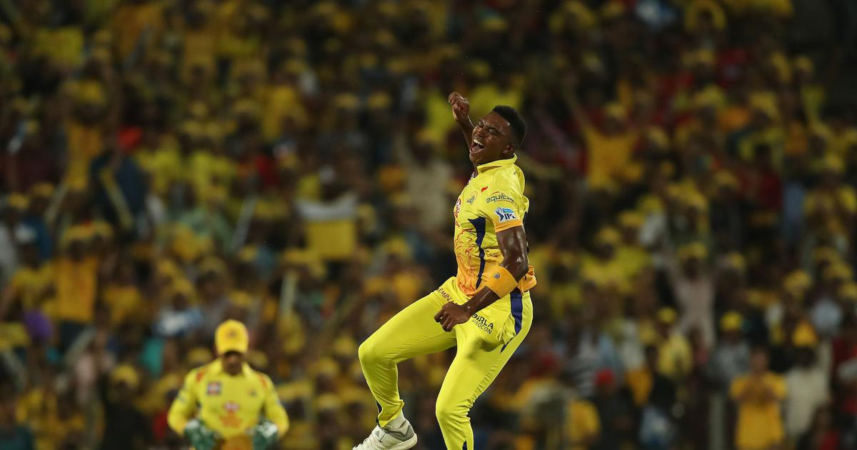Blow for CSK as South Africa pacer Lungi Ngidi is ruled out of IPL 2019 with side strain