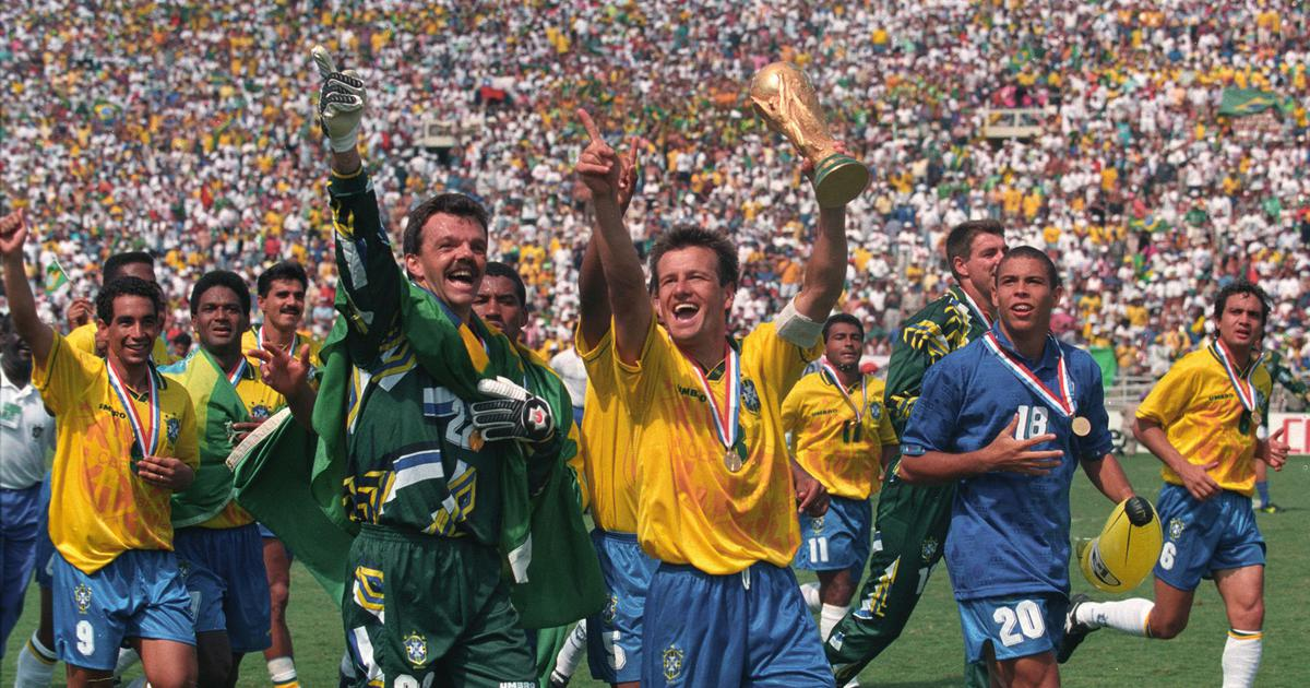 A brief history of Fifa World Cup: USA 1994, when Baggio's missed penalty led to Brazil's 4th title