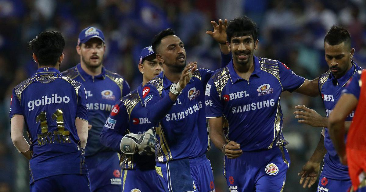 IPL 2018, MI vs KXIP as it happened: Brilliant Bumrah helps MI wins despite Rahul heroics