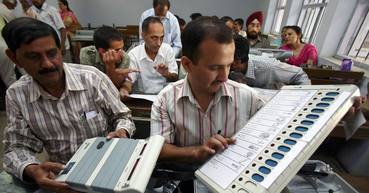 मध्य प्रदेश : चुनाव आयोग की परीक्षा में 58 प्रतिशत अधिकारी फेल