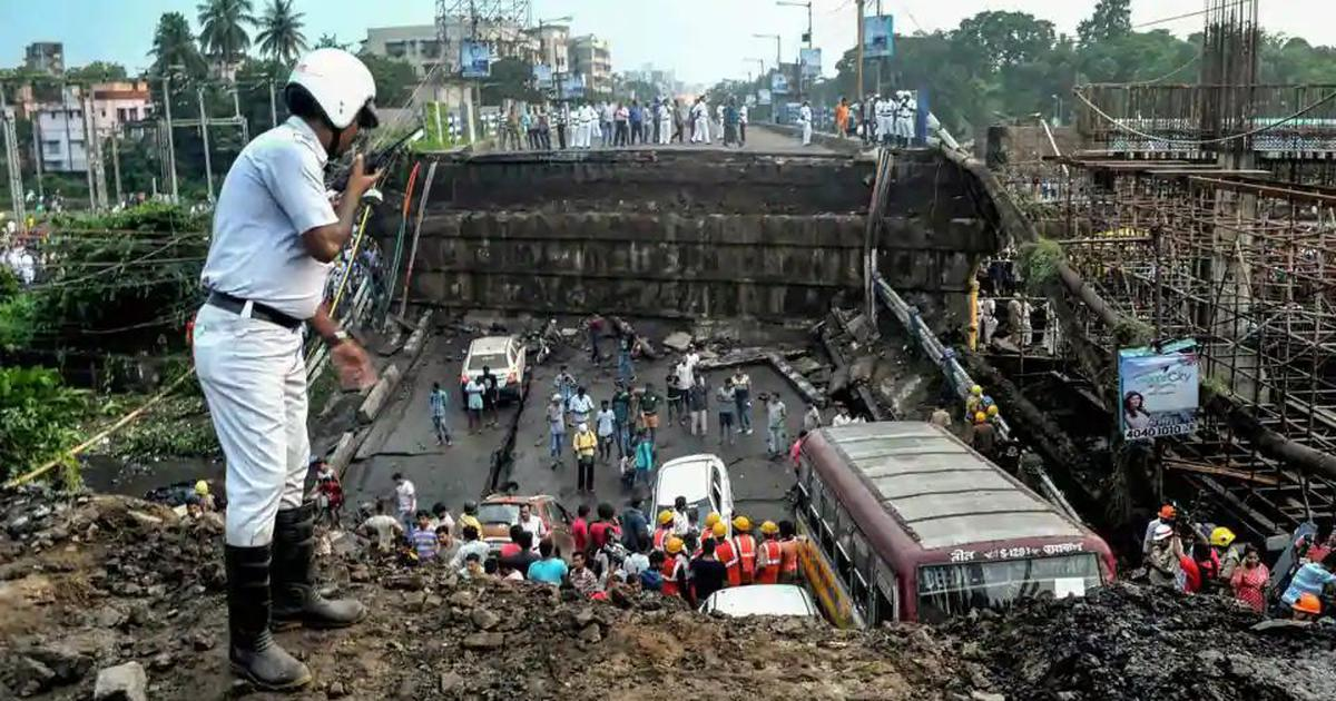 Kolkata's Majerhat bridge will be demolished and a new one constructed, says Mamata Banerjee
