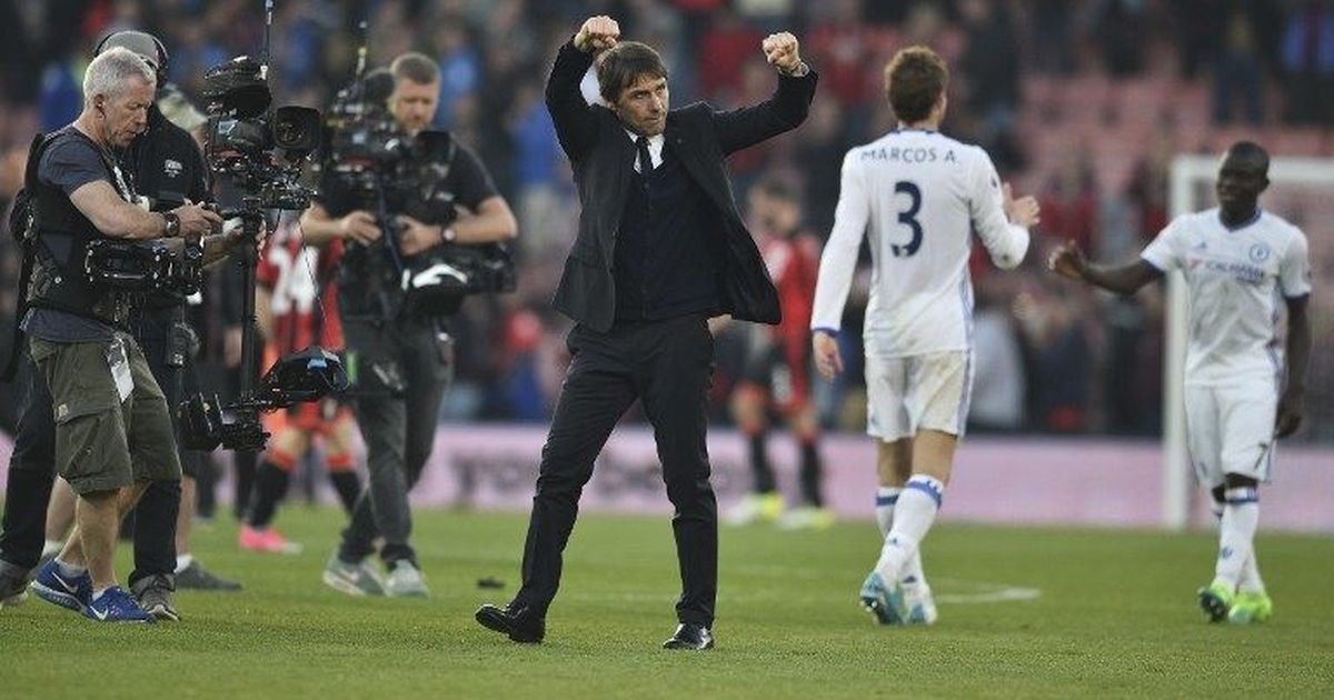 Antonio Conte hopes decision to rest key players pays off against Arsenal on Sunday