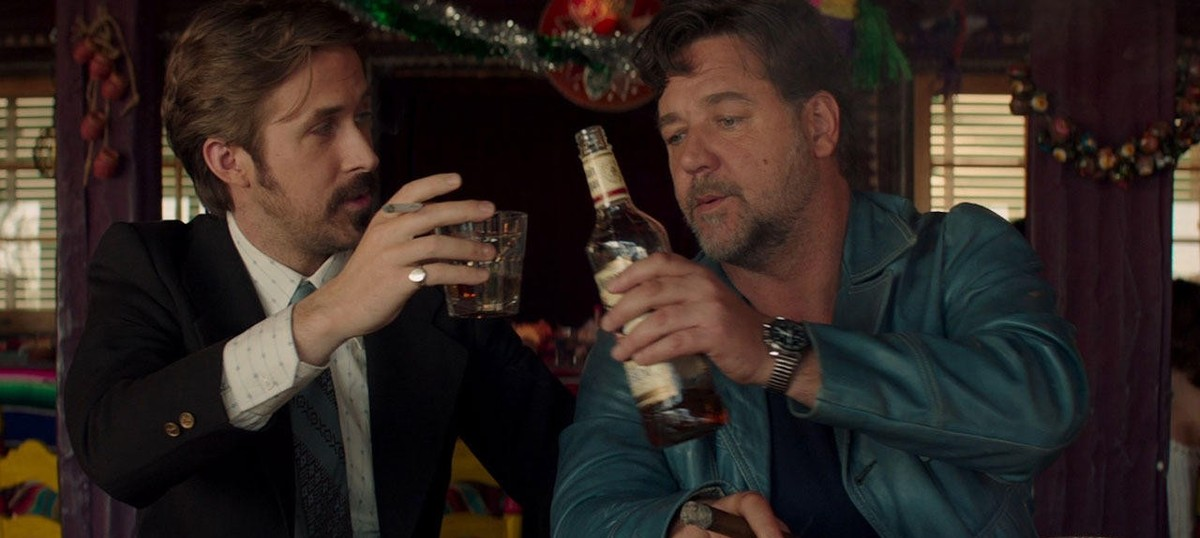 Film review: 'The Nice Guys' is a neo-noir with its tongue in its cheek