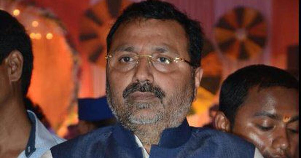 WSJ report: BJP MP Nishikant Dubey gives breach of privilege notice against Shashi Tharoor