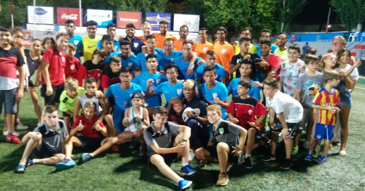 AIFF to send India U-20 team to Croatia for a four-nation tournament after Argentina win