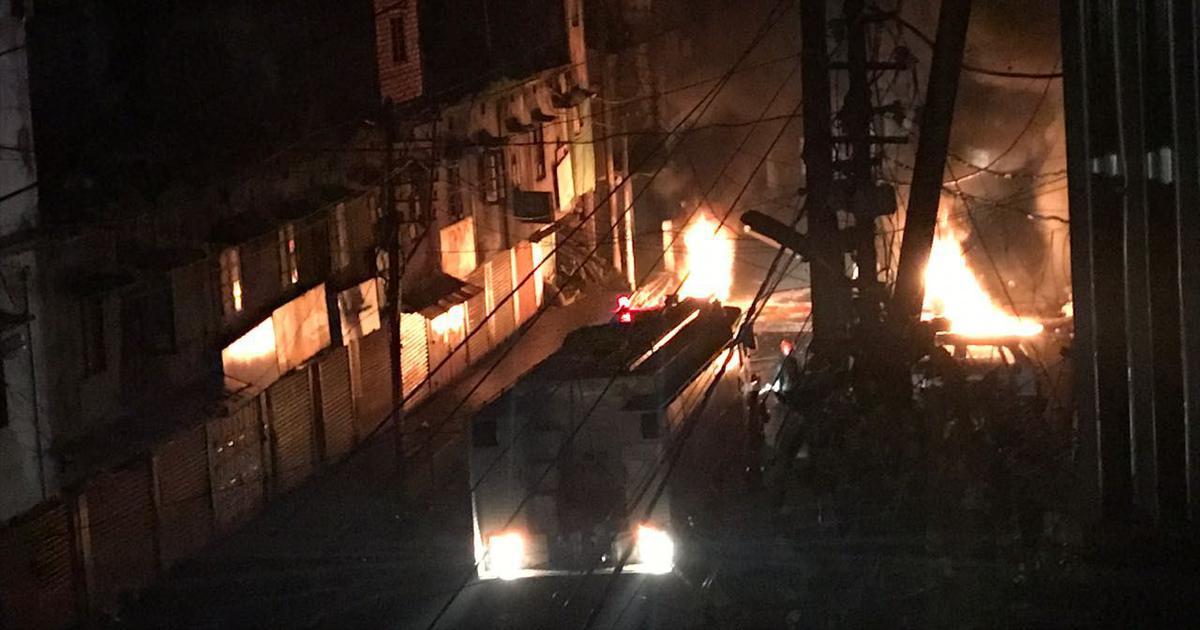 Meghalaya: Curfew imposed across Shillong till Saturday morning