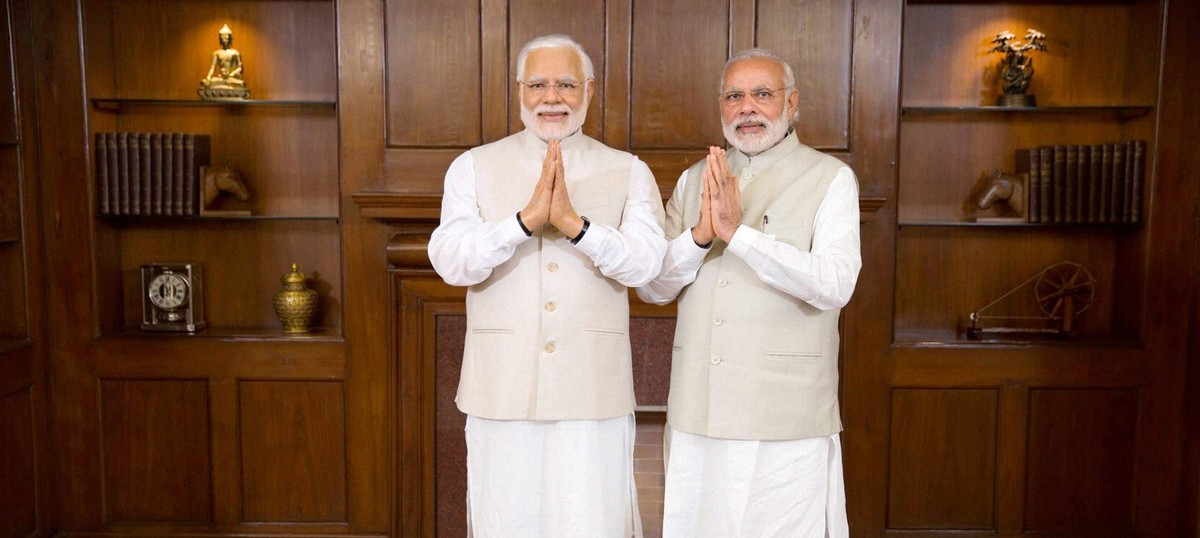 'Modi is confusing Madame Tussauds for Konark Temple': Twitter gives prime minister a history lesson