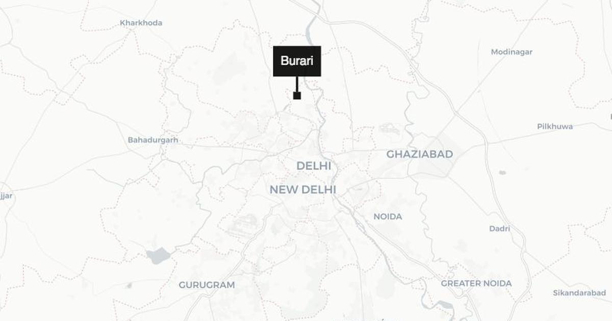 Delhi: 11 members of a family dead in Burari, police suspect 'mystical practices' were involved