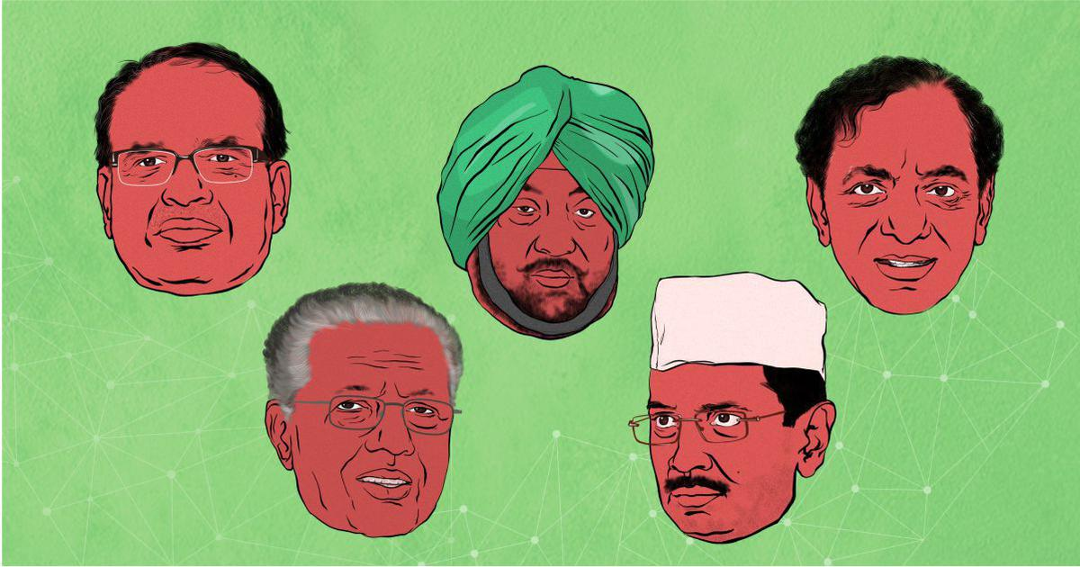 #6-10 इनमें से दो मुख्यमंत्रियों के नाम शीर्ष पांच में हो सकते थे
