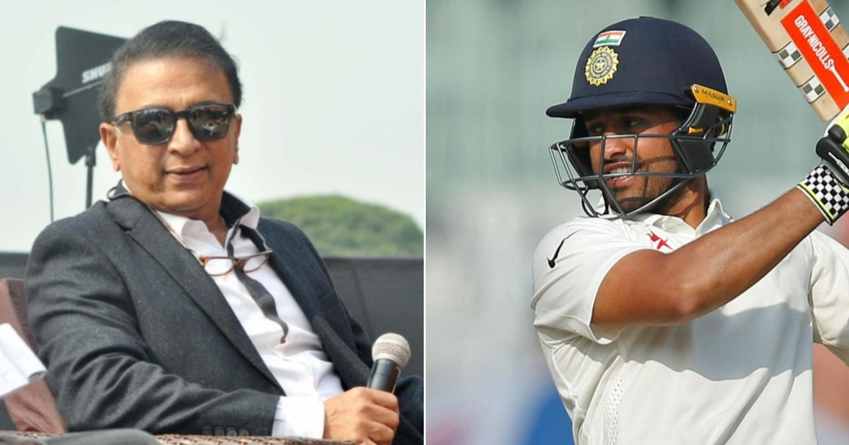 'No argument is ever going to satisfy me': Sunil Gavaskar slams Karun Nair's omission from India XI