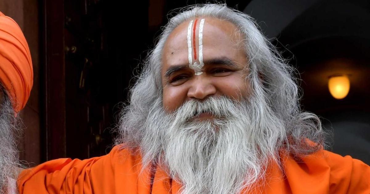 अयोध्या में दिसंबर से राम मंदिर का निर्माण शुरू हो जाएगा : राम विलास वेदांती