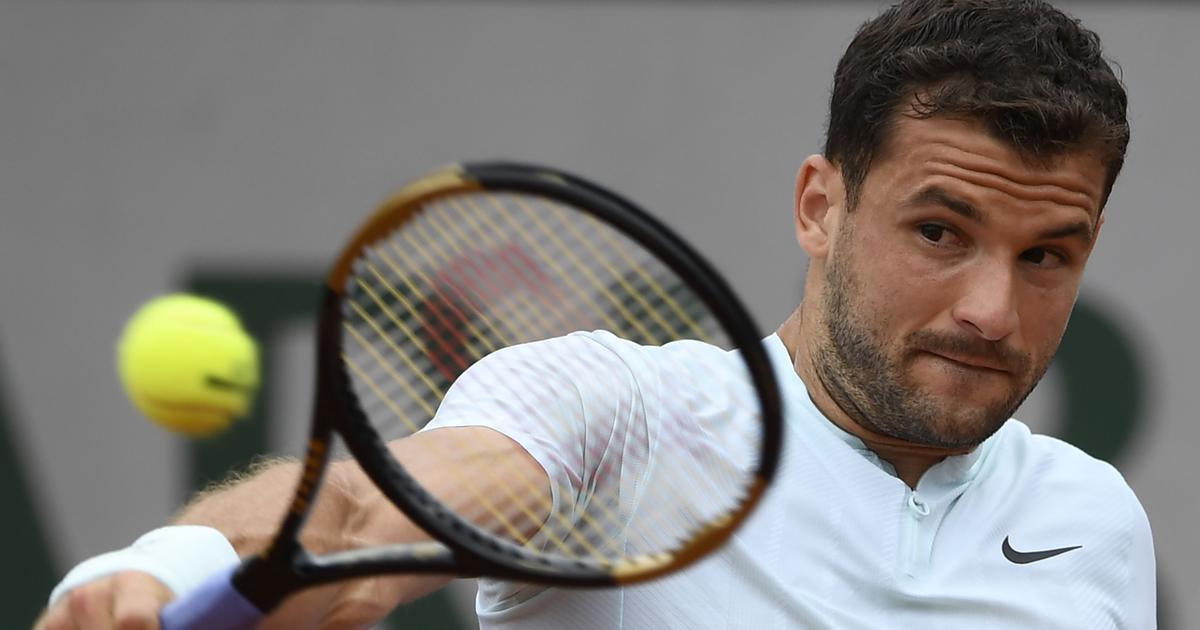 Madrid Open: Dimitrov stunned by Harris in opener; Kvitova, Bencic reach quarters