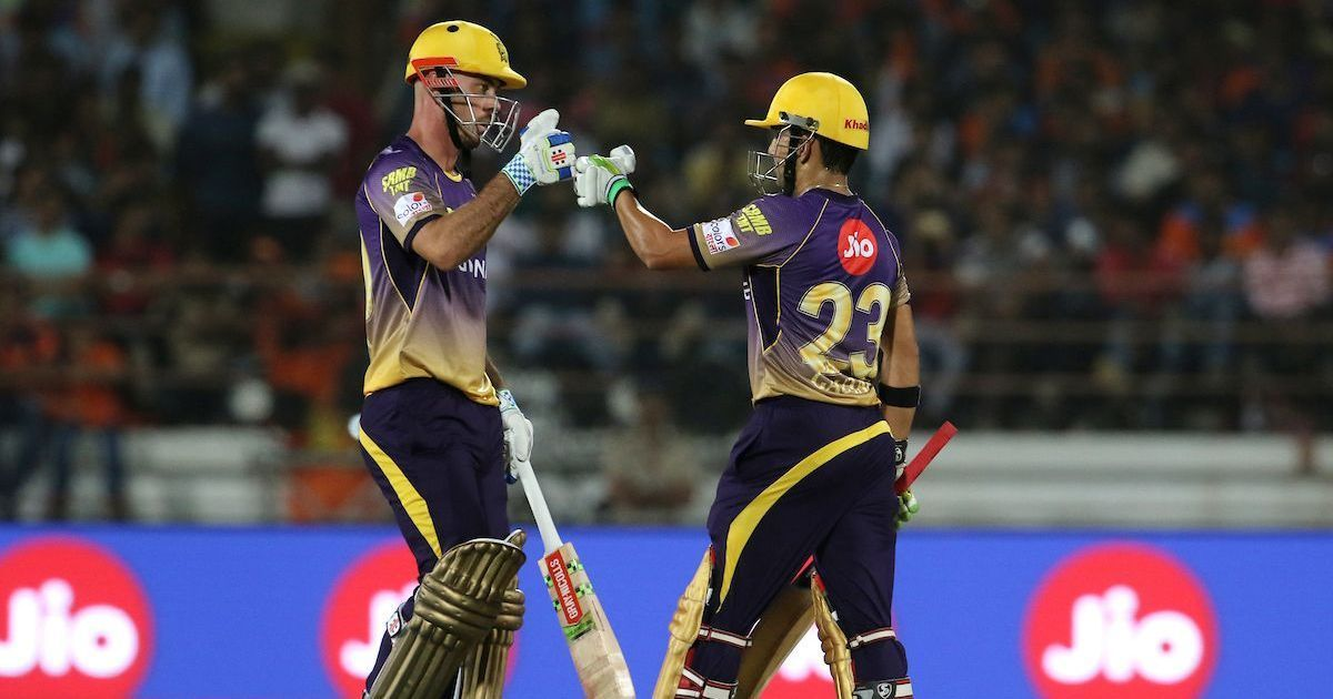 Gambhir and Lynn make mockery of 184-run target as Kolkata Knight Riders cruise past Gujarat Lions