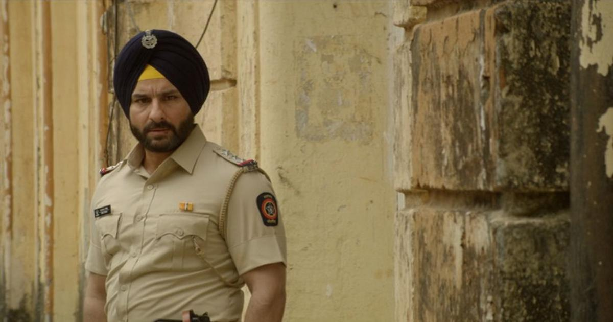 'There was a fear that someone would just skip this': Saif Ali Khan on Netflix series 'Sacred Games'