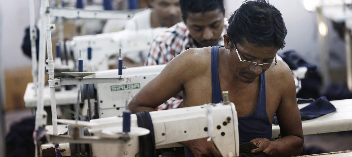 Three Charts Show How The Indian Textile Industry Lost The