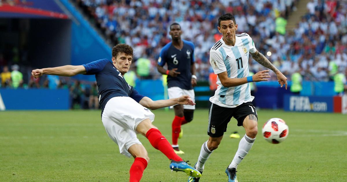 Bayern Munich, Napoli or Liverpool? World Cup winner Benjamin Pavard unsure of next season