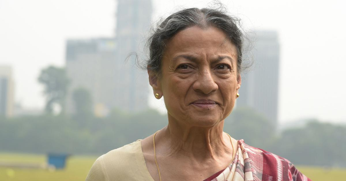Typically Tanuja: 'I inspire myself, I am happy because I want to be, and I will be'