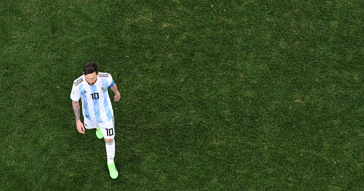 World Cup 2018: In the moment Argentina needed him most, Messi went missing