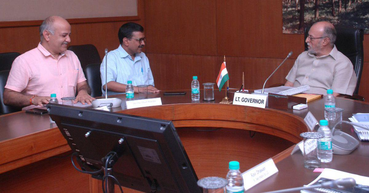Covid-19: Kejriwal says LG order against reserving state hospitals for Delhi people is huge problem