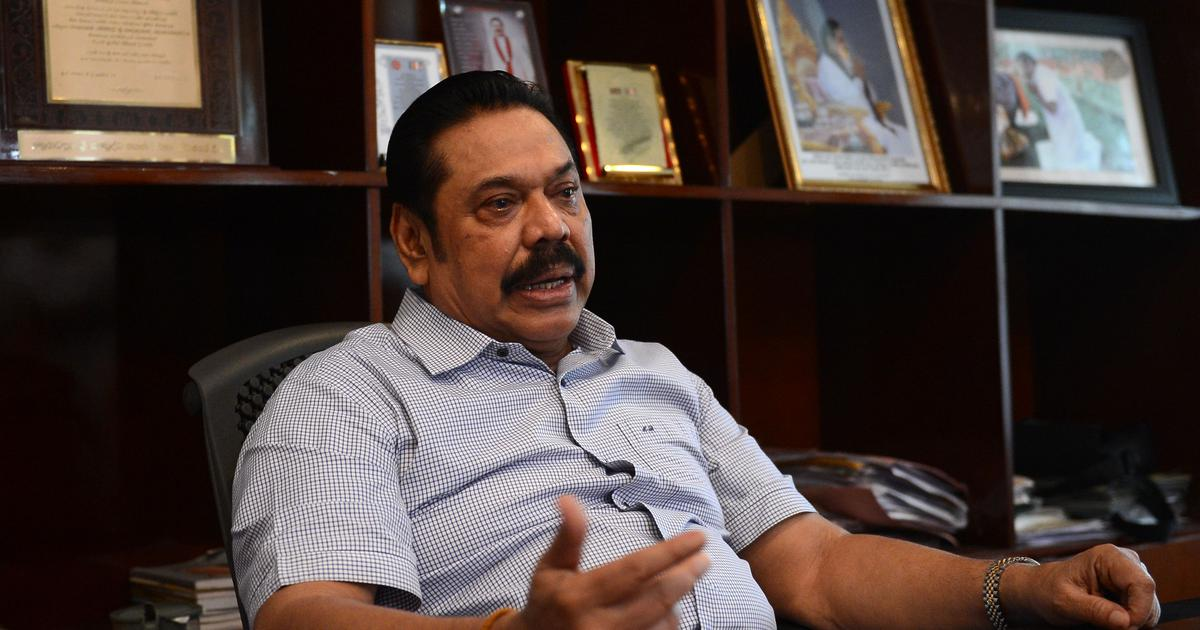 Sri Lanka's military did not wage ethnic war against Tamils, says ex-President Mahinda Rajapaksa