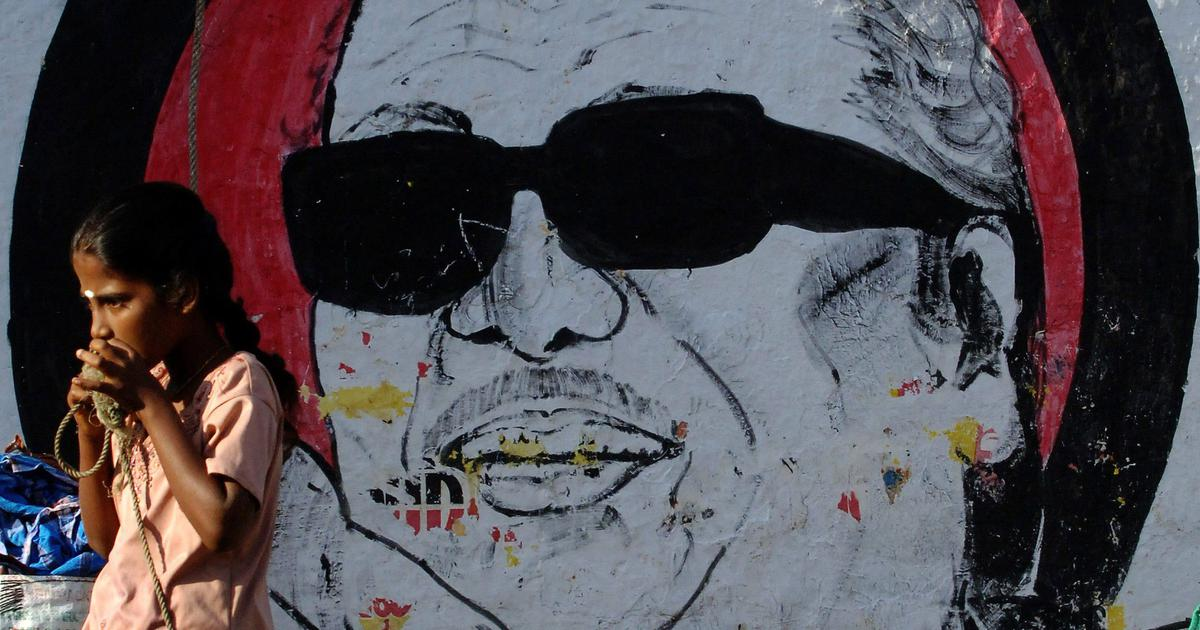 How Tamil Nadu changed after M Karunanidhi became chief minister in 1969