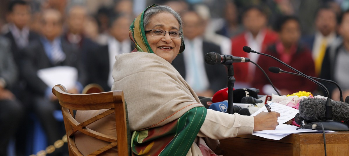The Daily Fix: Sheikh Hasina's stifling of political opposition has strengthened the fringe in Dhaka