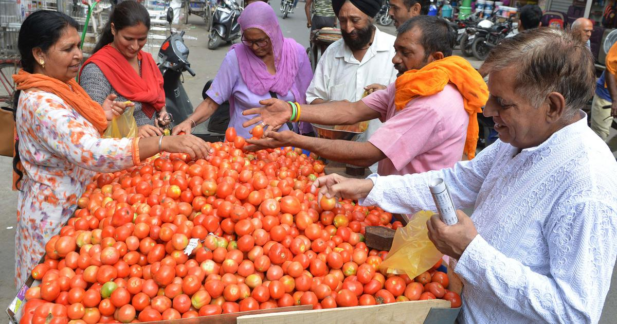 Retail inflation hits 4-month high, factory output rises 4.9%