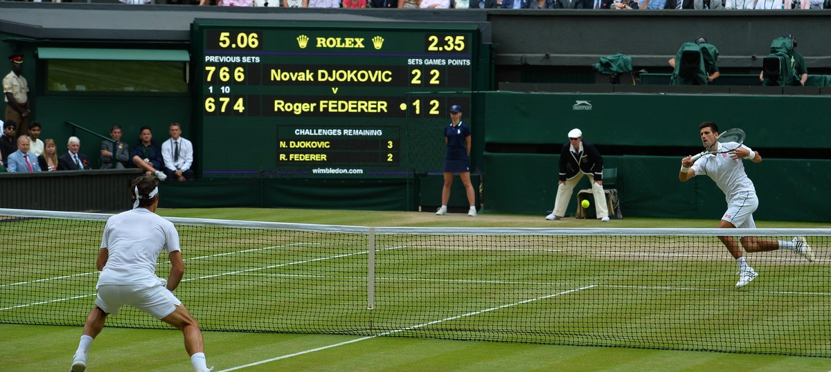Five Wimbledon books you have to read because they take you where no live coverage ever will
