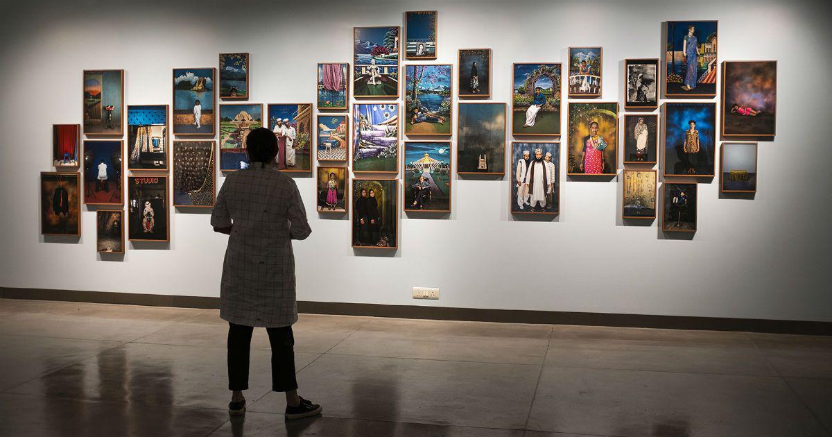 Ketaki Sheth's 'Photo Studio', a new book-cum-exhibition of