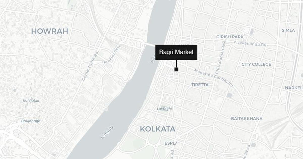Kolkata: Fire breaks out at Bagri Market, no casualties reported