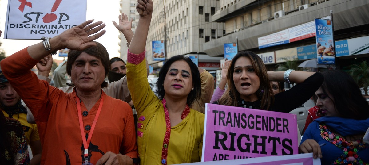 Our birth is our single biggest regret': Being transgender in Pakistan