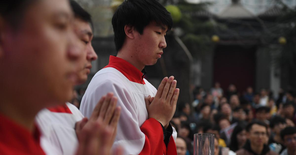 China and the Vatican sign landmark pact on appointment of bishops