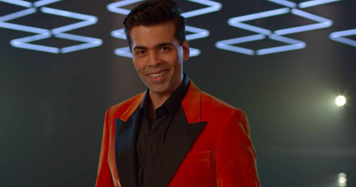 Karan Johar starts a new digital division called Dharmatic Entertainment