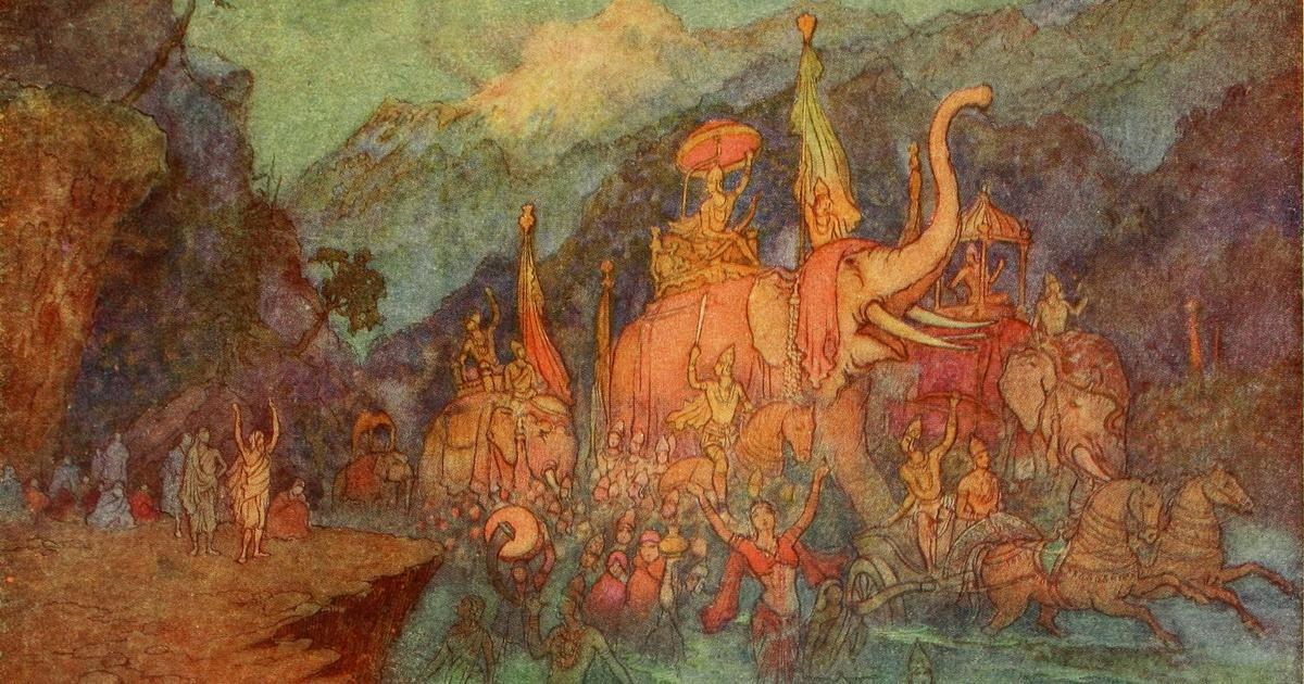 Fake news, faeces, fear: Aditya Iyengar's Mahabharata strips greatness and godliness from the war