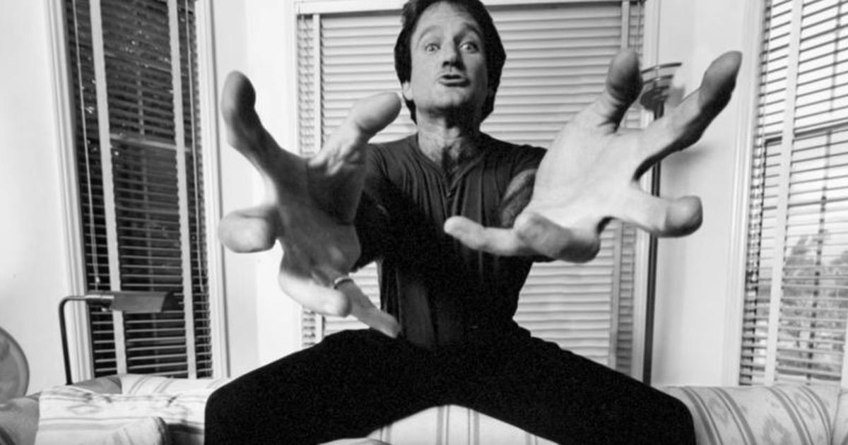 Official Trailer for HBO's Doc 'Robin Williams: Come Inside My Mind'