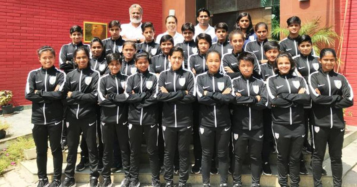 India under-16 women's team to face Laos, Hong Kong, Pakistan and Mongolia in AFC U-16 qualifiers