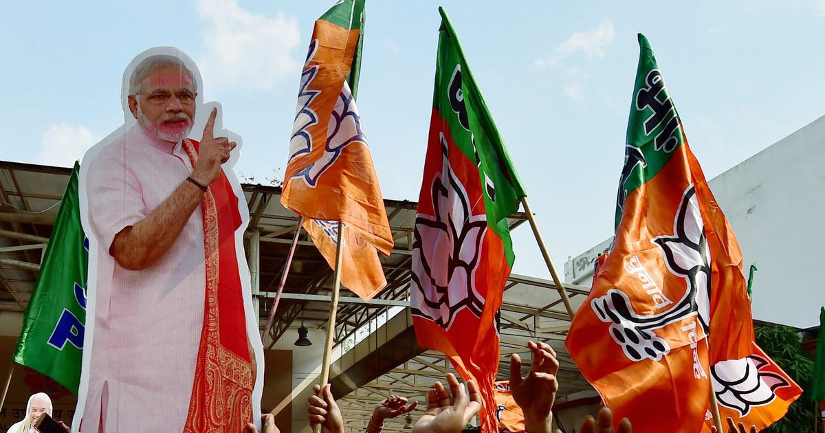 BJP appoints Prakash Javadekar, Narendra Tomar as poll in charge of Delhi, Haryana