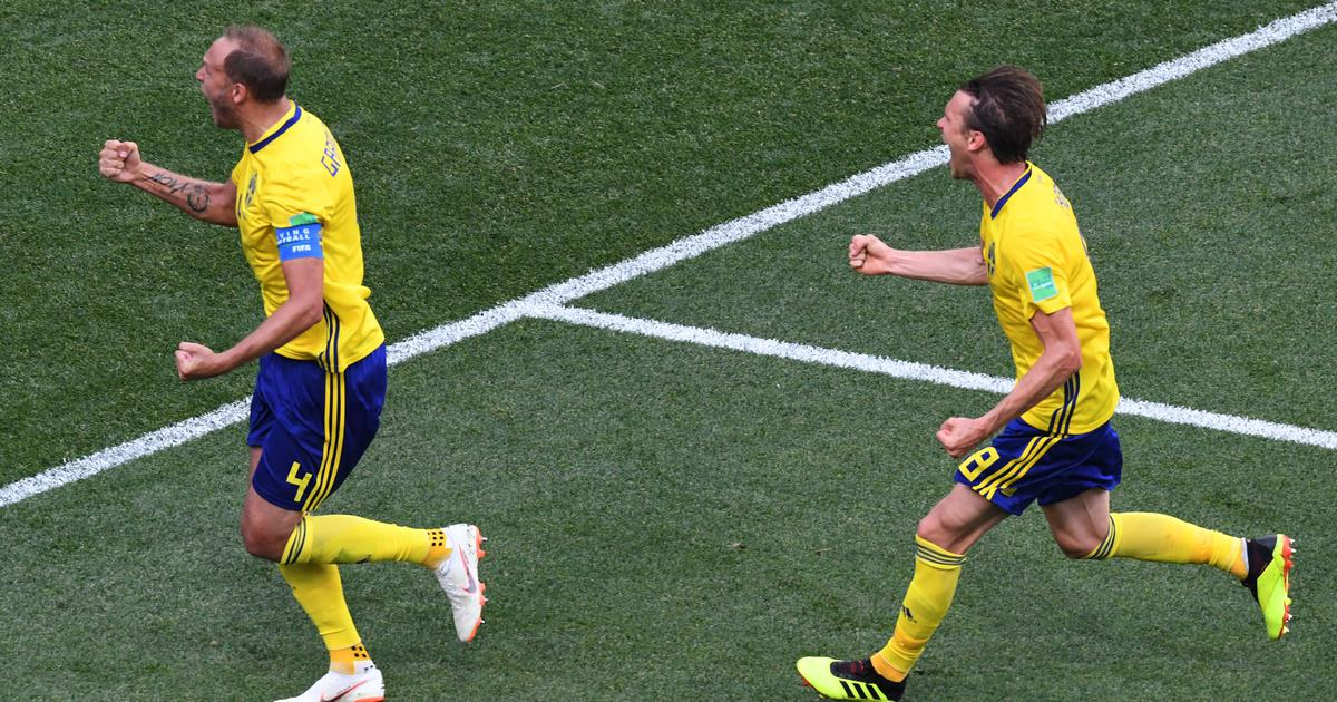 Fifa World Cup, Sweden vs South Korea as it happened: Sweden win 1-0 as Granqvist scores penalty